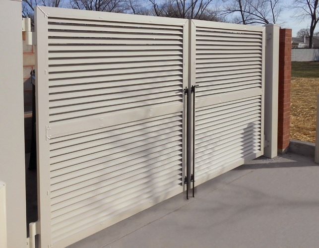 Discount fence residential commercial industrial
